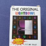 Motion Sensor Night Toilet LED Light (16/8 Colours)