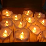 12 Pack of LED Candles with Remote Control