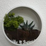 Beautiful Hanging Flower Basket for Wall Decoration